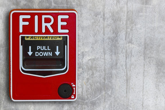 fire alarm