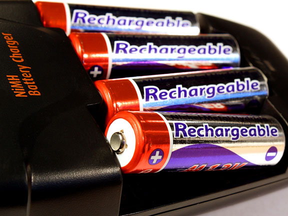 battery charger for NiMH batteries