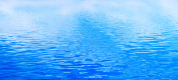 calm water surface
