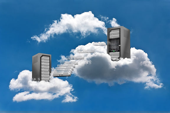 cloud computing - virtual servers