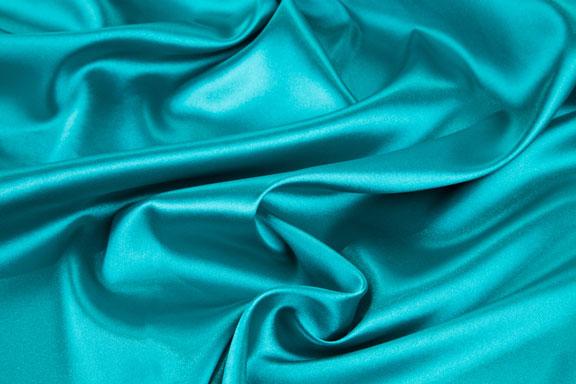 silk drapery material