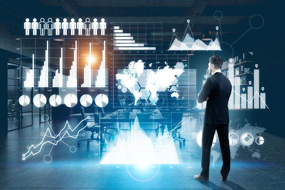 economic activity charts