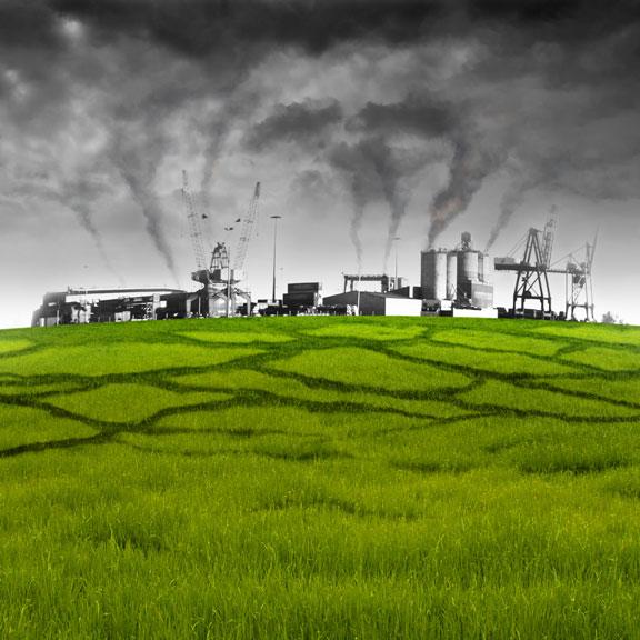 smokestack industries