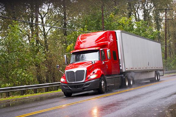 long distance trucking