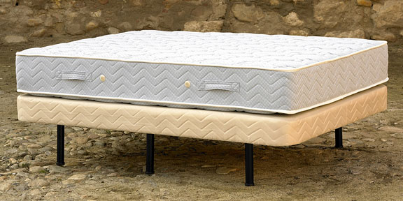 mattress and box spring