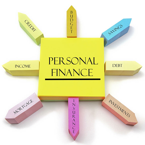 personal finance terminology