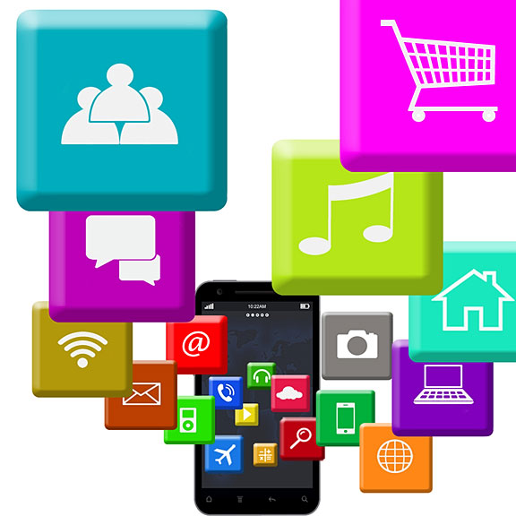 smartphone application programs