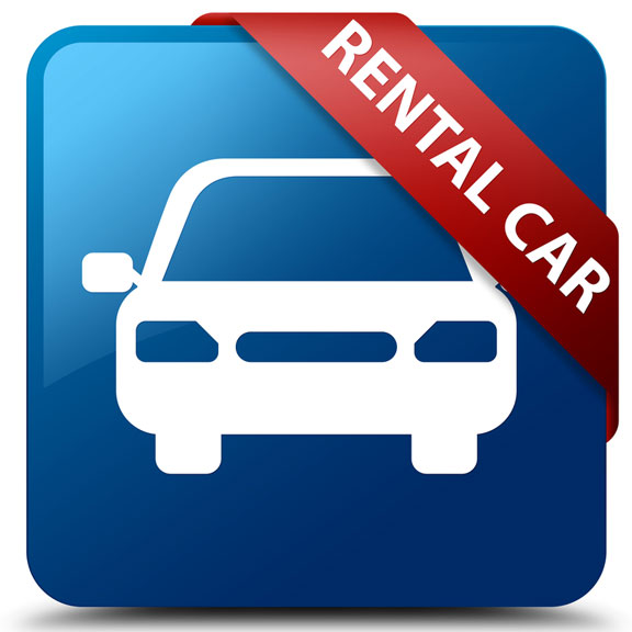 rental car icon