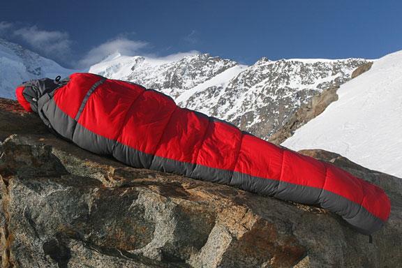 mountaineer sleeping bag