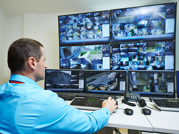 video surveillance workstation