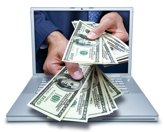 online transactions with virtual currency