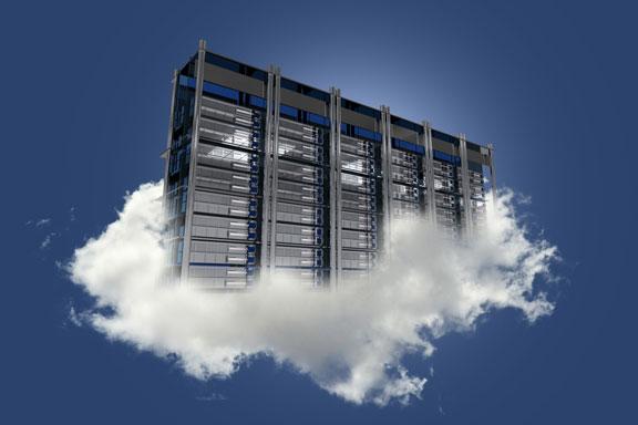 virtual web hosting in the cloud
