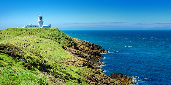 lighthouse in southern Wales